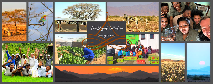 The Elegant Collection Namibia